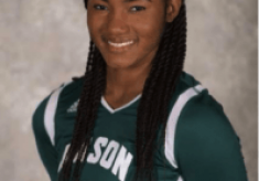 Scholar Athlete Spotlight: Tiffany Clarke
