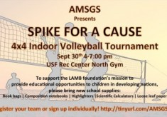 You Are Going To Dig This: Spike for a Cause
